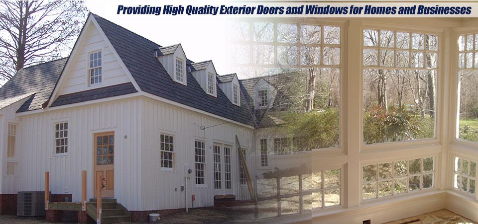 Doors And Windows Home Improvement Mechanicsville Va
